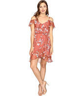 The Jetset Diaries - Oasis Floral Mini Dress