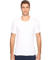 Dolce & Gabbana - Stretched Rib Cotton Round Neck Tee