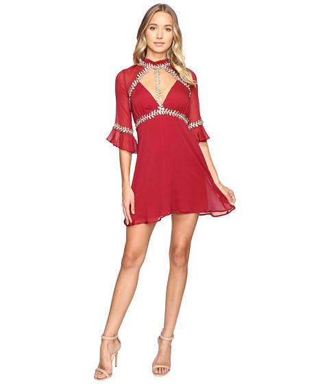 For Love and Lemons Lille Mini Dress