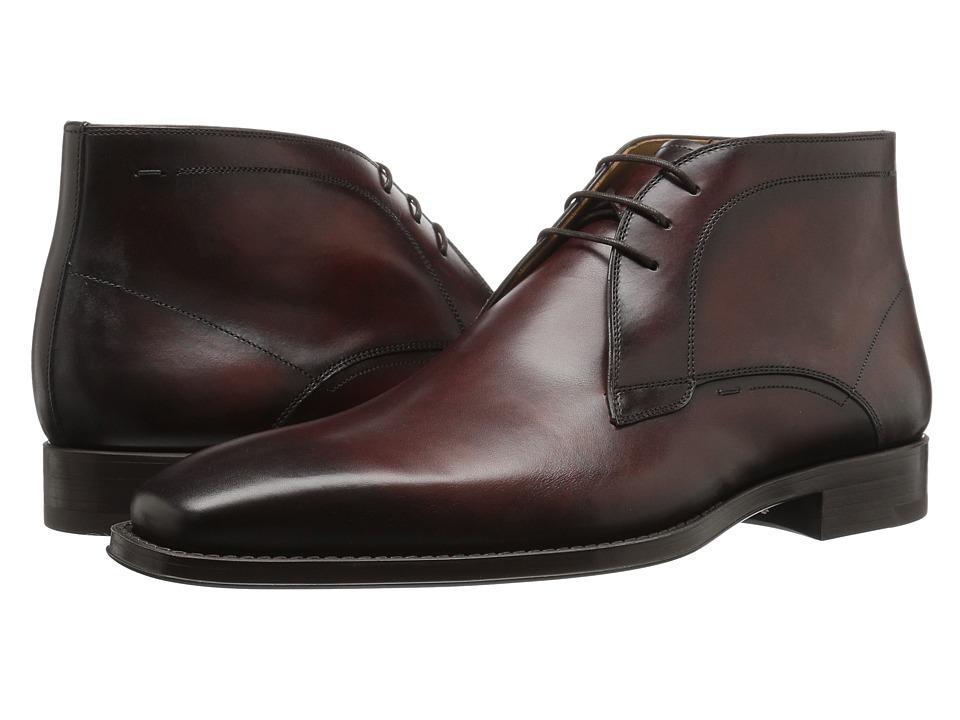 Magnanni - Gavin (Mid Brown) Mens Shoes