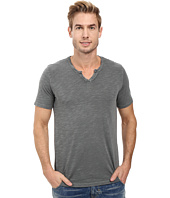 Mod-o-doc - Topanga Short Sleeve Notch V-Neck Tee