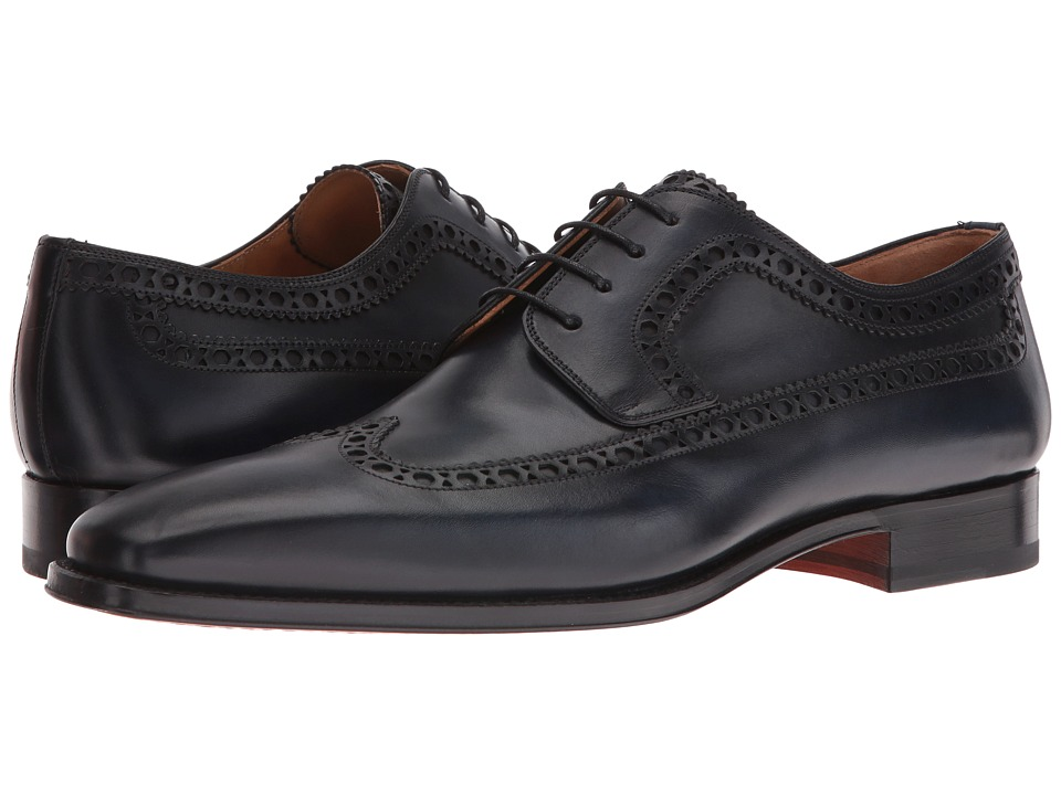 Magnanni - Vandar (Navy) Mens Shoes