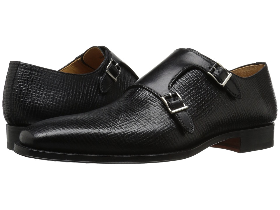 Magnanni - Dean (Black) Mens Shoes