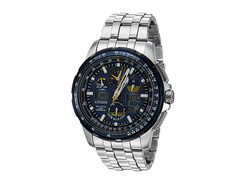 Citizen Watches JY8058-50L Eco-Drive - Silver Tone