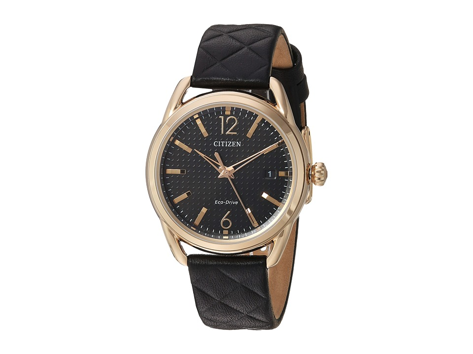 Citizen Watches - FE6083-13E Drive (Black) Watches