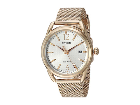 Citizen Watches FE6083-72A Drive - Rose Gold Tone