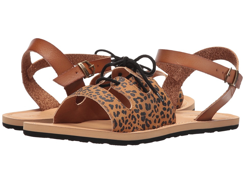 Volcom Lacey (Cheetah) Women