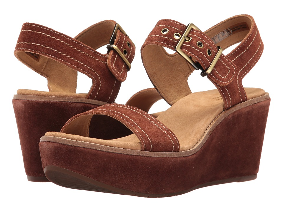 Clarks - Aisley Orchid