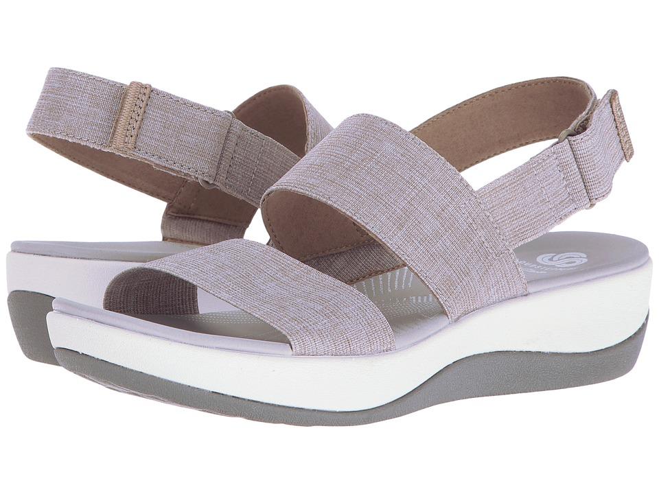 Clarks Arla Jacory (Sand) Sandals