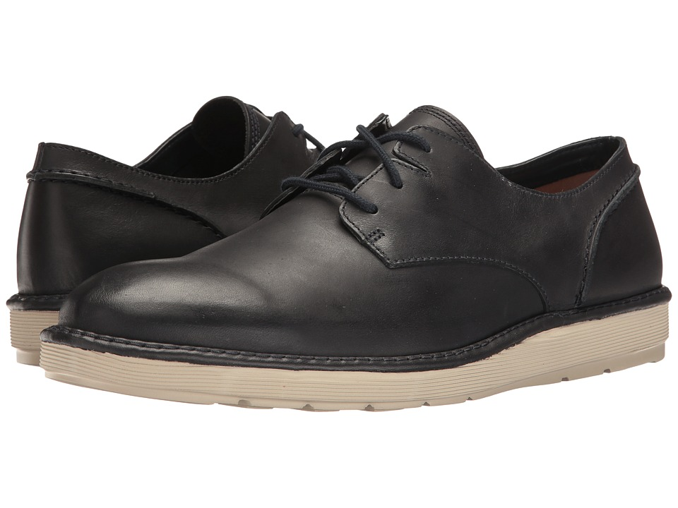 Clarks Fayeman Lace (Navy Leather) Men