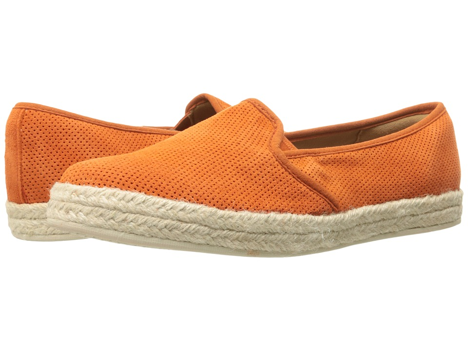 Clarks Azella Theoni (Orange Leather) Women