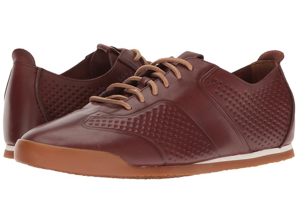 Clarks Siddal Sport (Chestnut Leather) Men