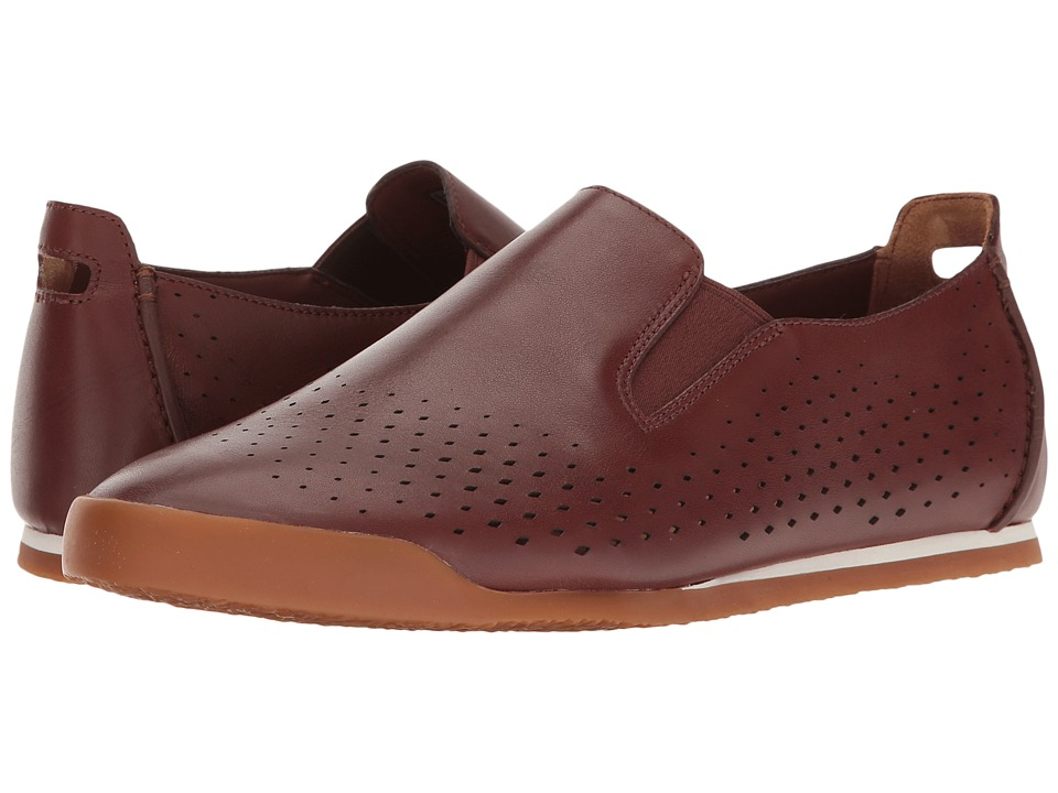 Clarks Siddal Step (Chestnut Leather) Men