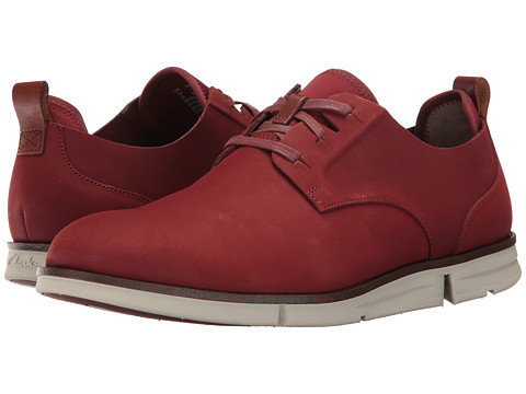 6PM: Clarks Trigen Lace男子休闲鞋, 原价$140, 现仅售$56. !