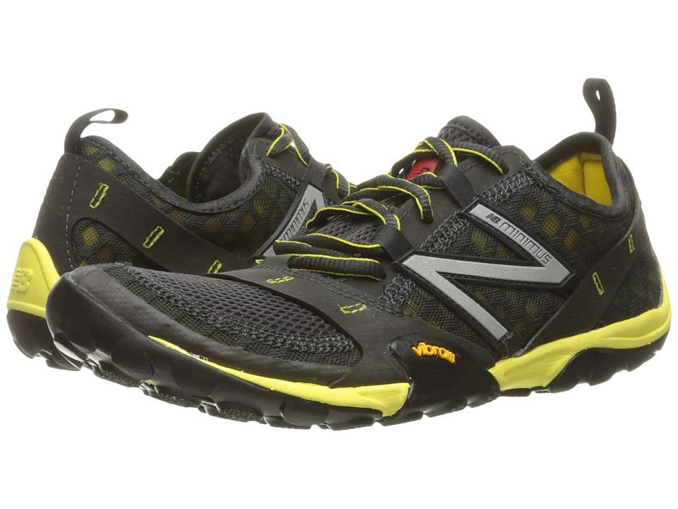 New Balance Minimus 10v1 (Grey/Yellow) Men's Running Shoes
