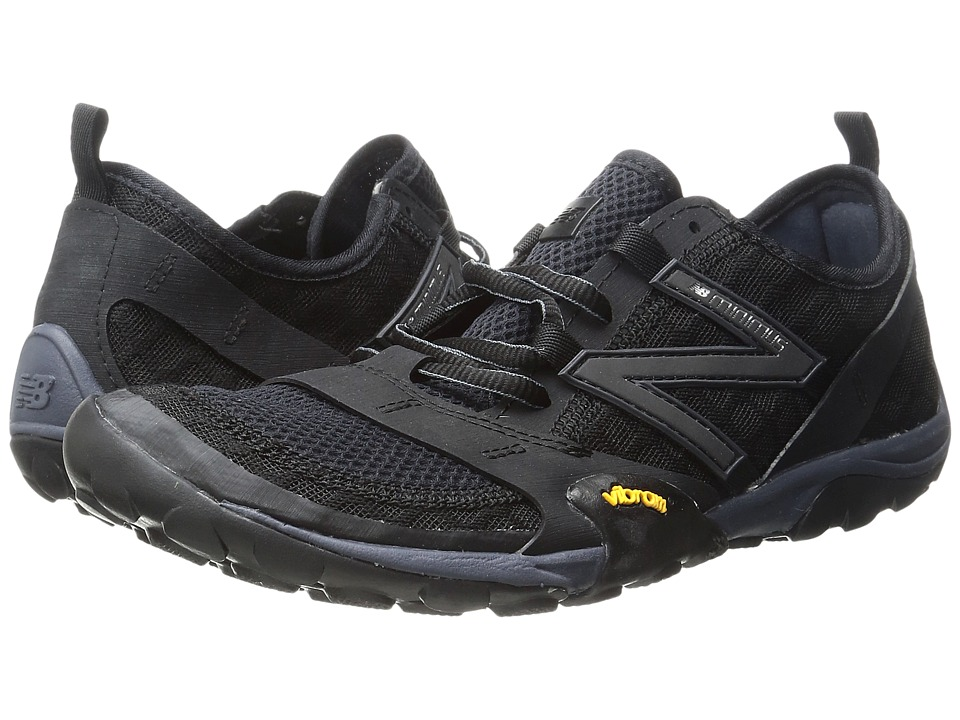 New Balance Minimus 10v1 (Black/Thunder) Women's Running Shoes