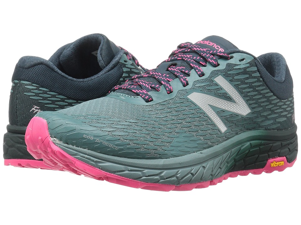 New Balance Fresh Foam Hierro V2 (Typhoon/Supercell/Alpha Pink) Women