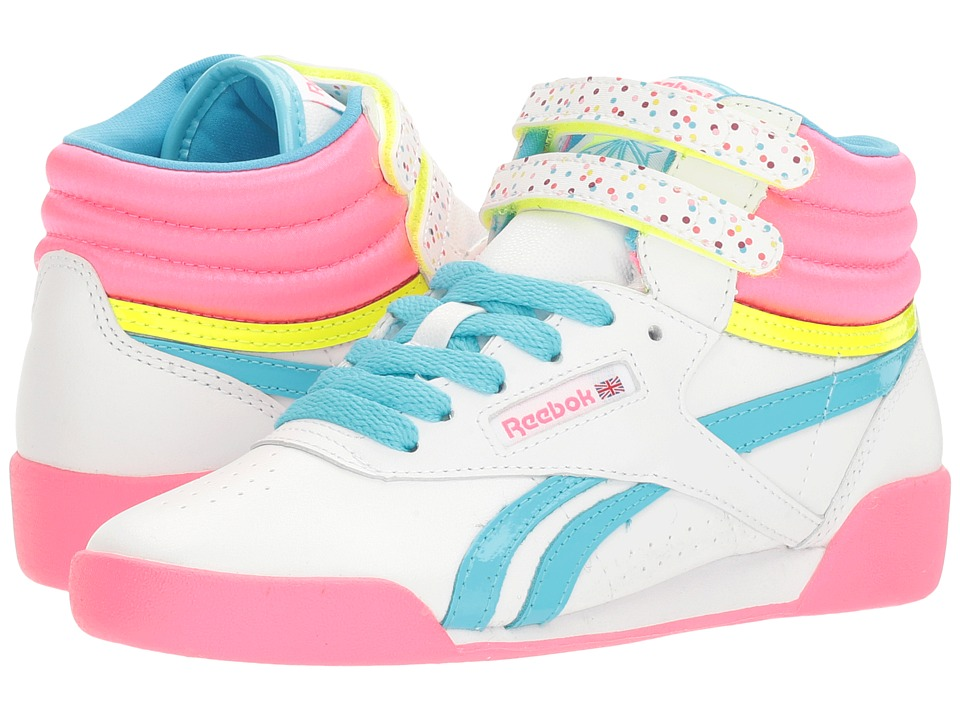 Reebok Kids - Freestyle Hi Birthday