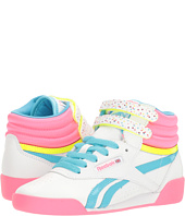Reebok Kids - Freestyle Hi Birthday (Little Kid)