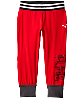 Puma Kids - Knit Capris Jogger (Big Kids)