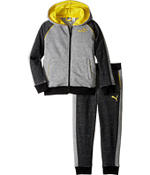 Puma Kids - PUMA® Marled Two-Piece Set (Little Kids/Big Kids)