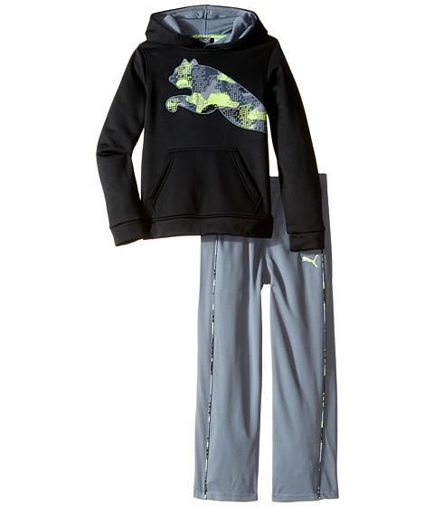 Puma Kids Tech Fleece Pullover Set (Little Kids/Big Kids)