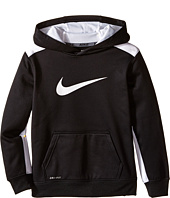 Nike Kids - Therma KO Swoosh™ Hoodie (Little Kids)