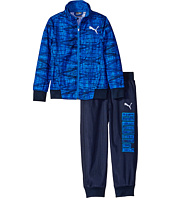 Puma Kids - Kaleidoskop Printed Tracks Suit (Little Kids/Big Kids)