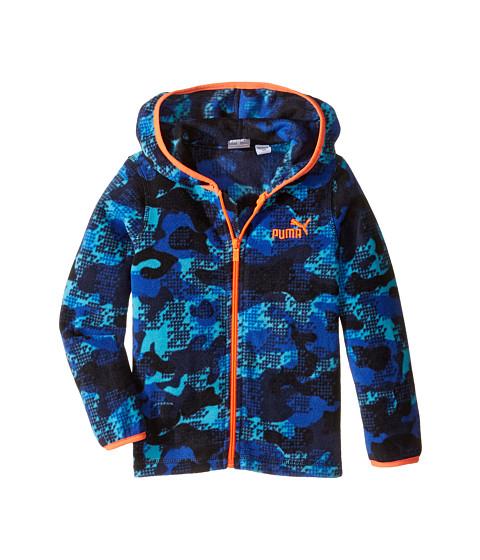 Puma Kids Printed Polar Fleece Jacket (Toddler)