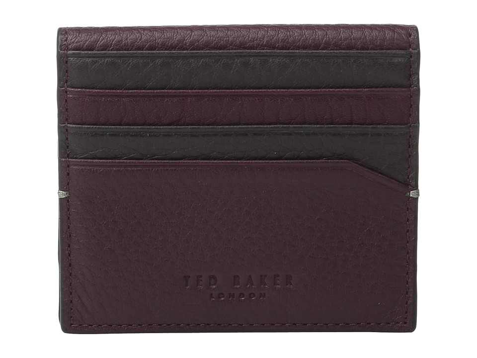 Ted Baker - Dinky (Oxblood) Bags