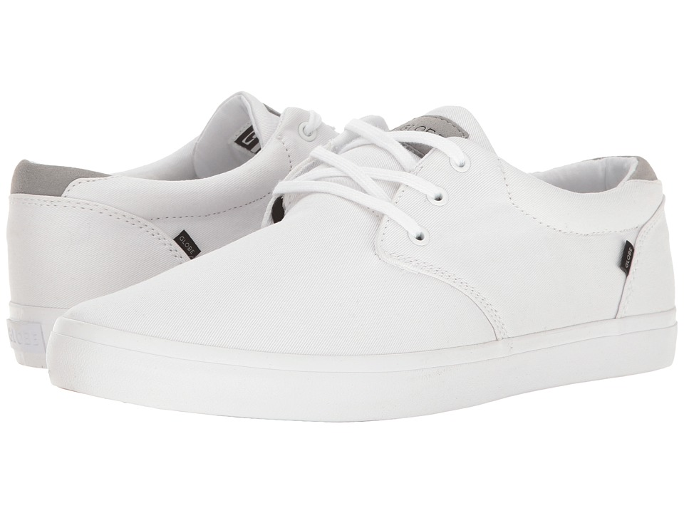 Globe - Willow (White/White) Mens Skate Shoes