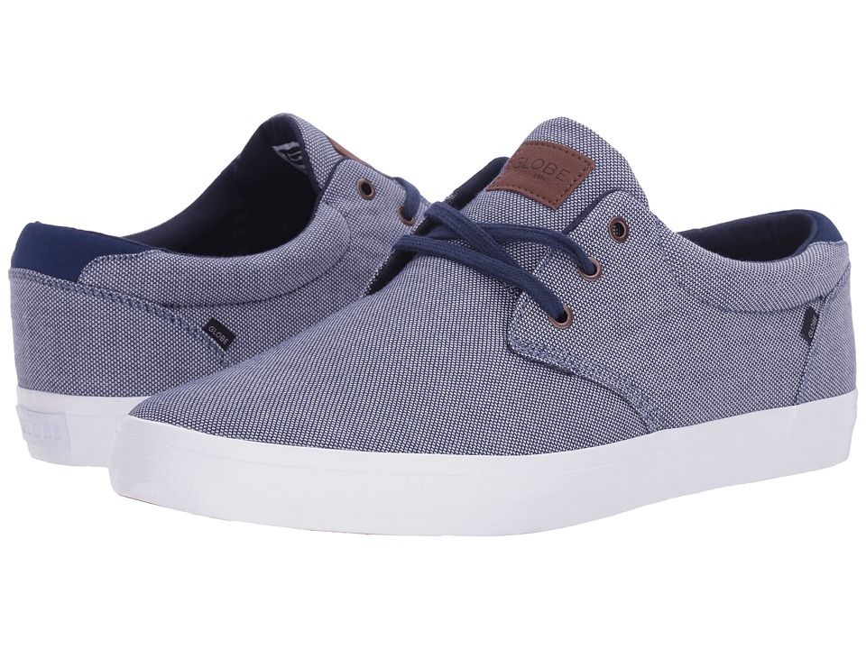 Globe - Willow (Navy Chambray) Mens Skate Shoes