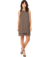 HEATHER - Georgette Layered Dress