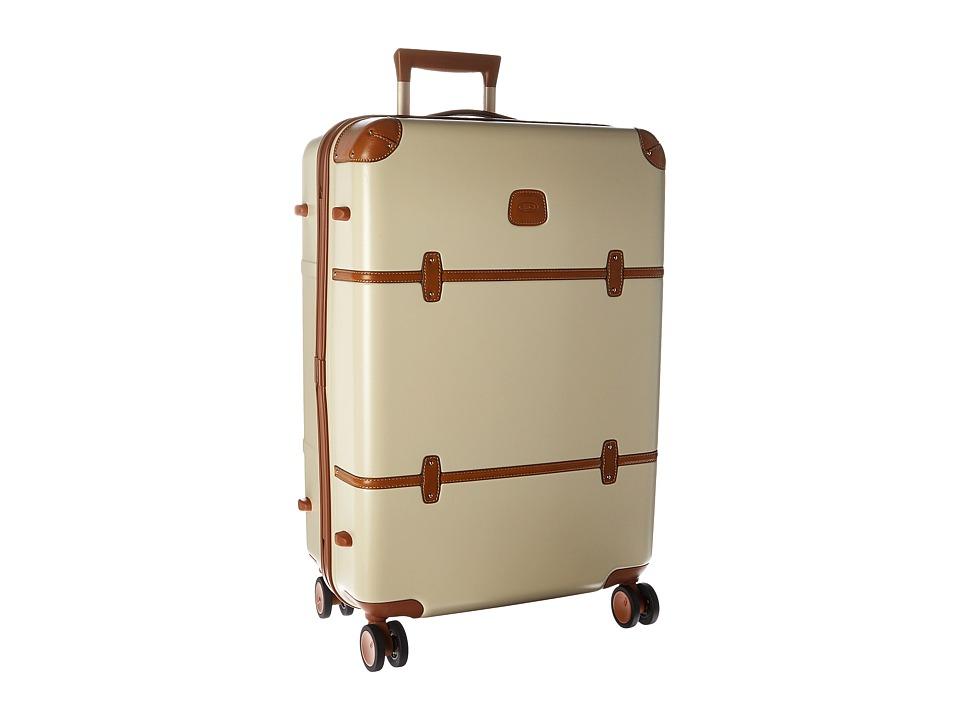 Bric's Milano - Bellagio 2.0 - 27 Spinner Trunk (Cream) Luggage