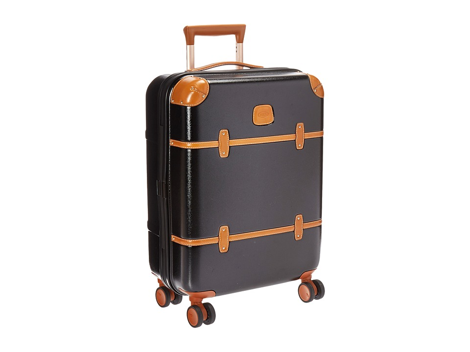 Bric's Milano - Bellagio 2.0 - 21 Spinner Trunk (Black) Luggage