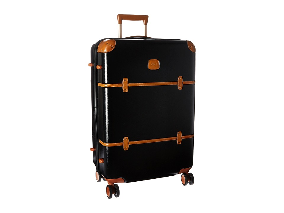 Bric's Milano - Bellagio 2.0 - 30 Spinner Trunk (Black) Luggage