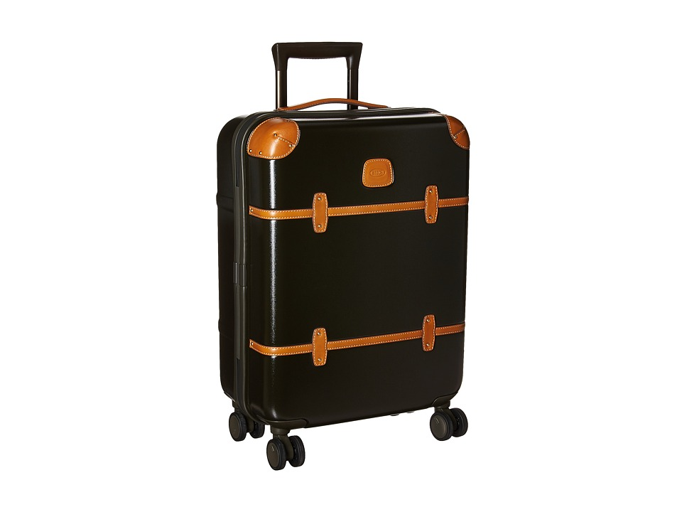 Bric's Milano - Bellagio 2.0 - 21 Spinner Trunk (Olive) Luggage