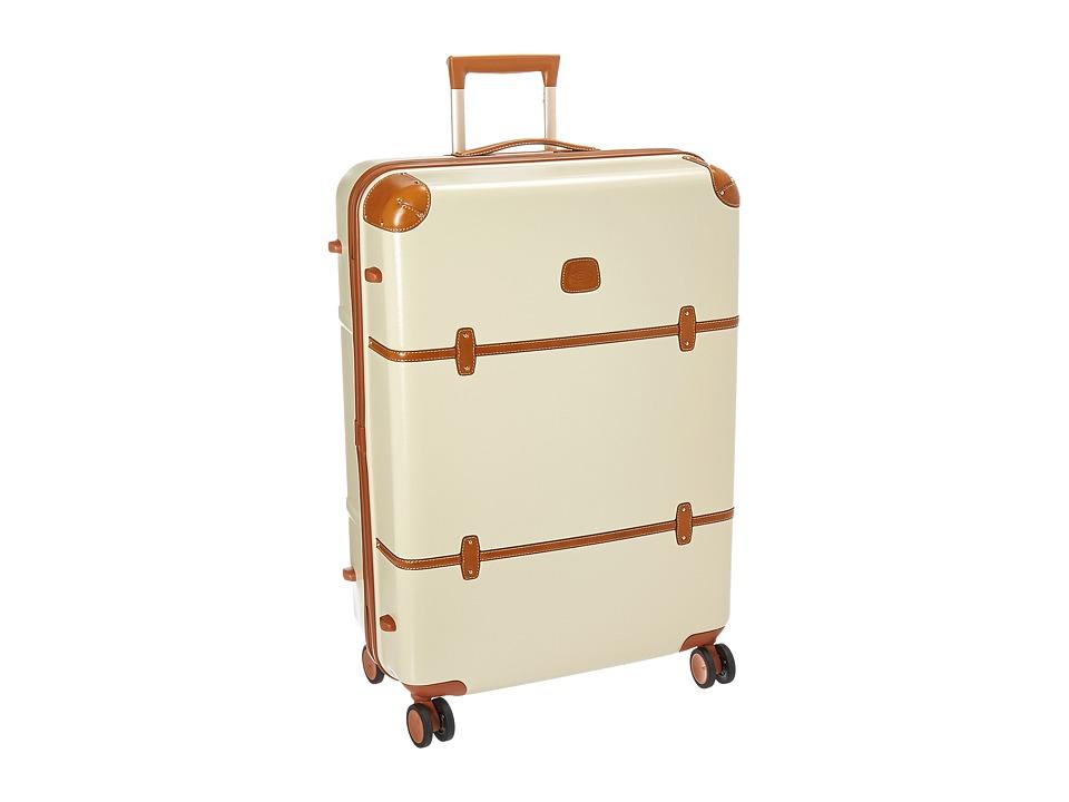 Bric's Milano - Bellagio 2.0 - 30 Spinner Trunk (Cream) Luggage