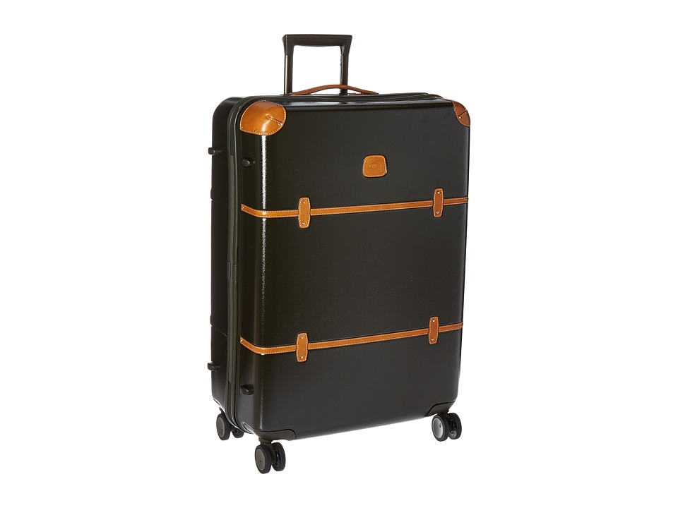 Bric's Milano - Bellagio 2.0 - 30 Spinner Trunk (Olive) Luggage