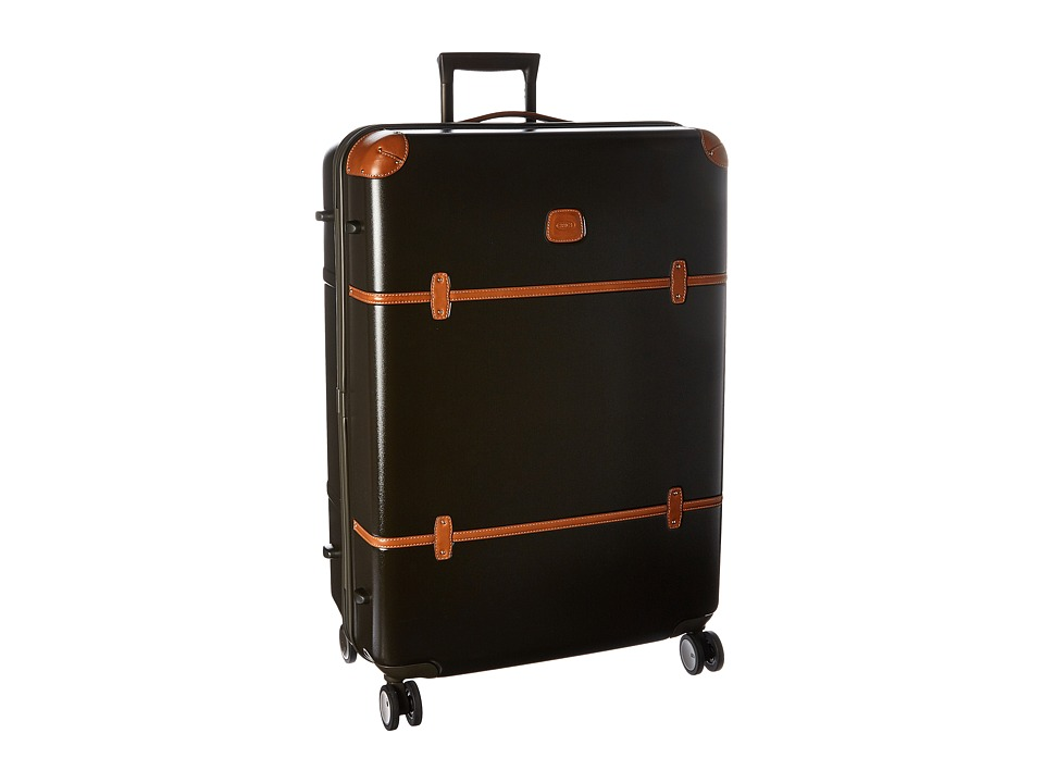 Bric's Milano - Bellagio 2.0 - 32 Spinner Trunk (Olive) Luggage