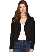 ONLY - Marion Faux Suede Biker Jacket