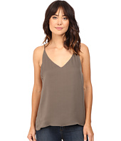 HEATHER - Silk Double Layer Cami Top