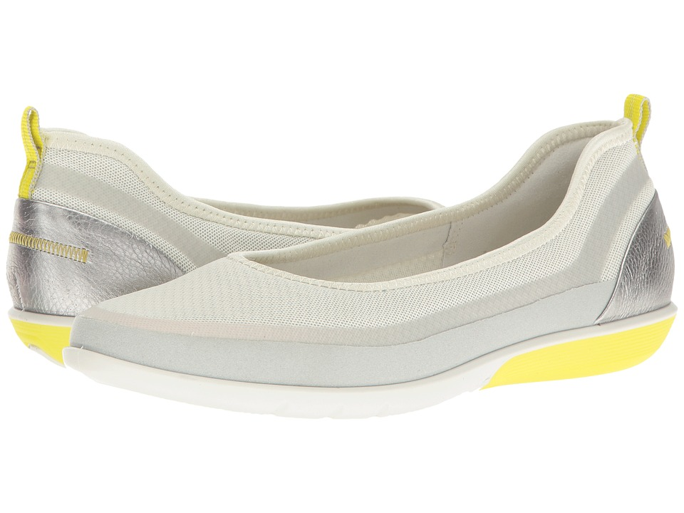Ecco Sense Light Ballerina (Concrete/Black T-Fire/Shadow ...