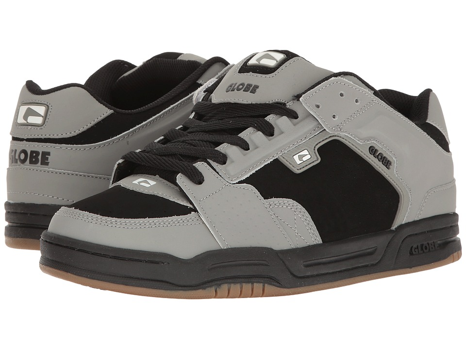 Globe - Scribe (Grey/Black/White) Mens Skate Shoes