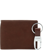 Steve Madden - Antique Wallet with Brown Fob