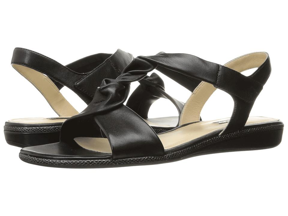 ECCO Bouillon Sandal 3.0 (Black Sheep Leather) Women