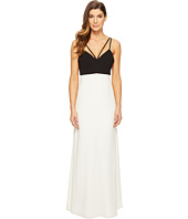 JILL JILL STUART - Strappy Two-Tone Gown