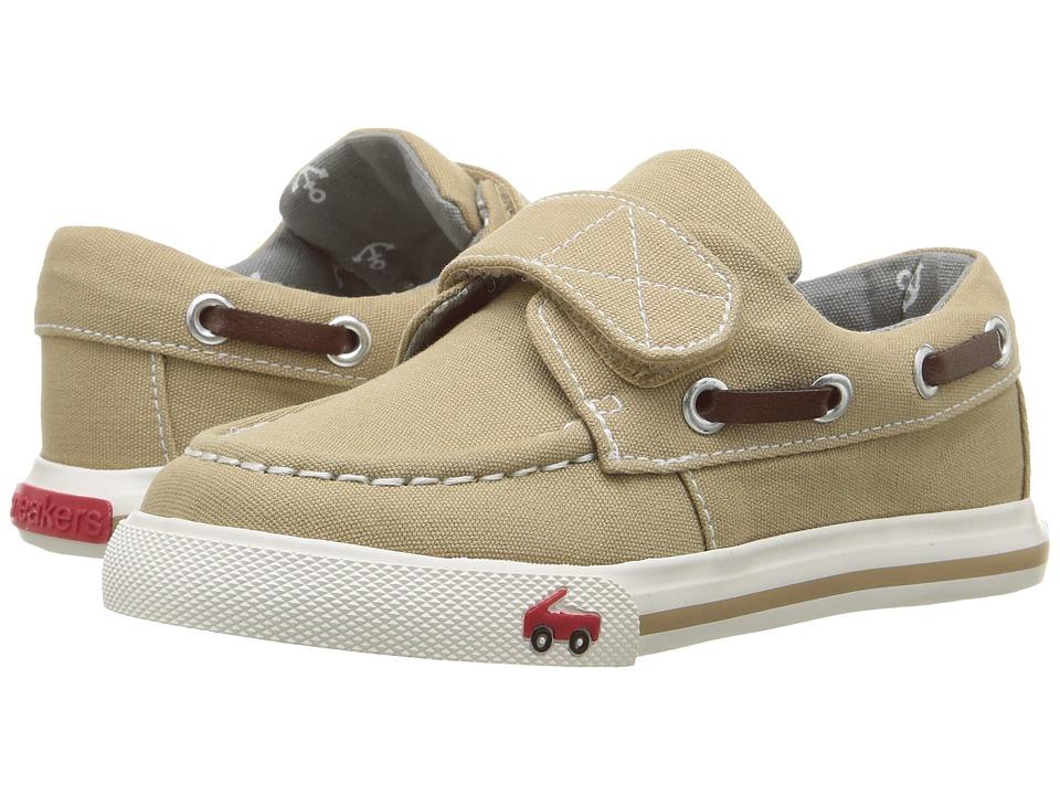 See Kai Run Kids Elias (Toddler) (Khaki) Boy's Shoes