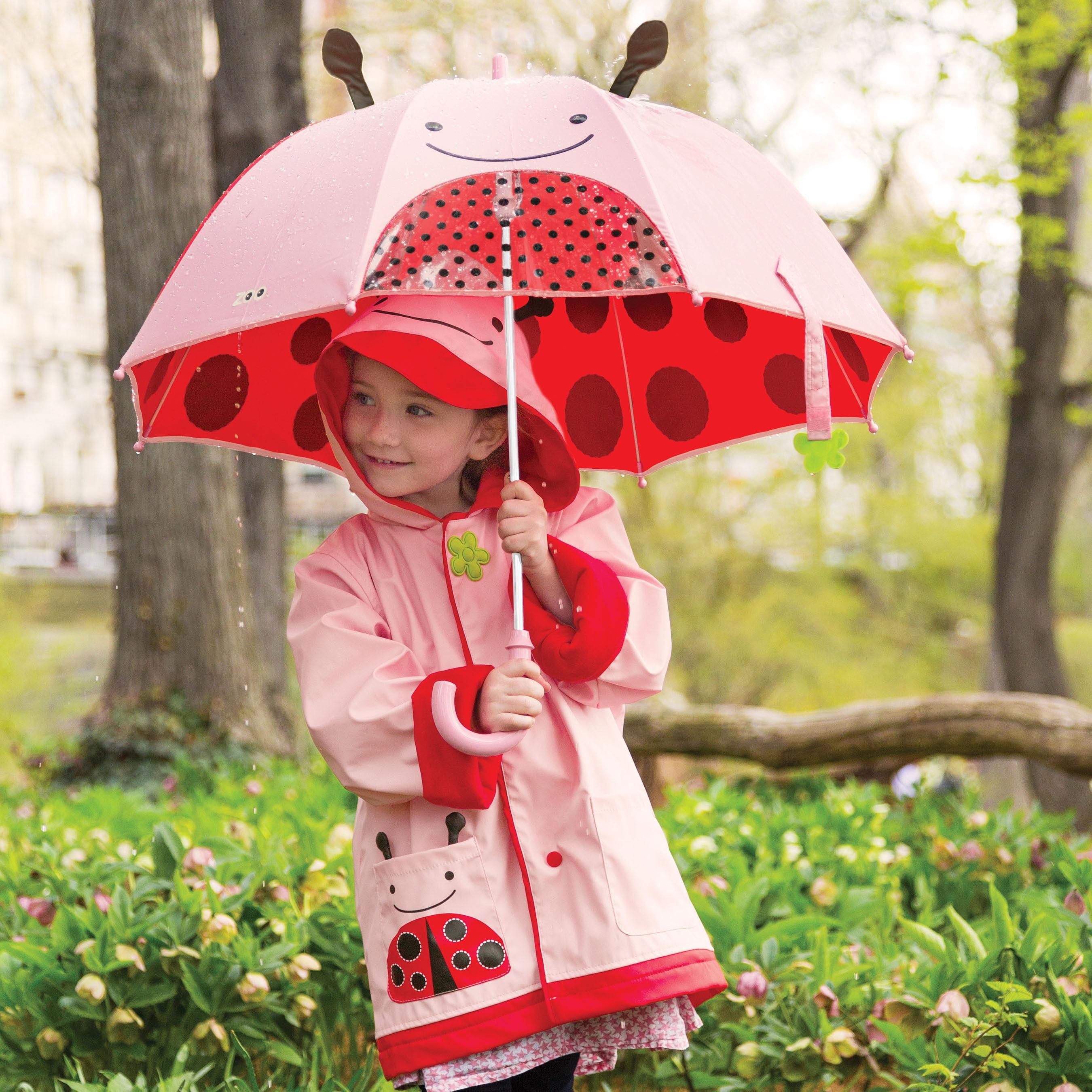 skip hop zoo umbrella little kids at zappos com