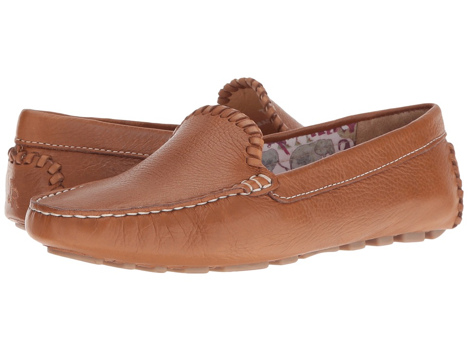 Jack Rogers - Taylor (Cognac) Womens Flat Shoes